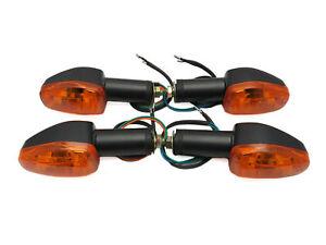 4x Universal Indicators Set For Derbi Senda R X-Race 50 E2 2005 - 2010