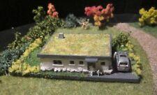 4103 ? Winkelbungalow mit Terrasse und Kamin ? Bausatz, Spurgröße Z, M 1:220