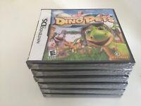Dino Pets  (Nintendo DS, 2009) DSI NEW super rare