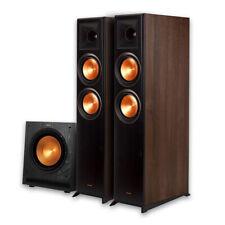 Klipsch RP-6000F 2.1 Home Theater System with Free SPL 100 Sub Walnut