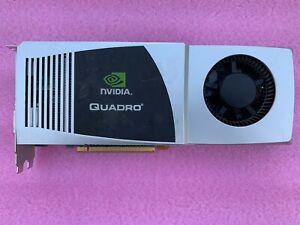 NVIDIA QUADRO FX 5800 4GB GDDR3 PCI Express 2.0 x16 SLI Video Card