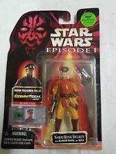 Star Wars - Episode One Naboo Royal Security figurine Hasbro 1999