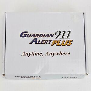 LogicMark Guardian 911 Alert Plus - Life Emergency System 30711B New OPEN Box