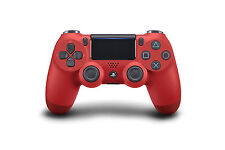Sony PlayStation 4 DualShock 4 mit Kabellosem Controller - Rot (2016)