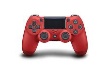 Sony Dualshock 4 V2 Wireless Controller - Rot
