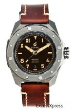 NEW BOLDR Odyssey Cali Umber Stainless Steel watch Swiss automatic 500m - AD