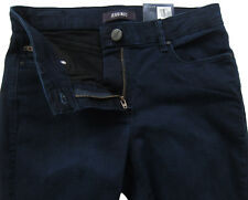New Womens Marks & Spencer Blue Super Soft Jeggings Size 18 Long DEFECTS