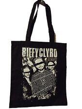 NEW LADIES BIFFY CLYRO BLACK & WHITE SHOPPER / TOTE SHOULDER BAG SIMON NEIL