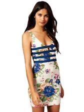 ASOS Motel Katy Dress in Pretty Rose Print Size Small 10 BNWT