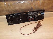 Toshiba SA-320  Stereo Receiver Original  Back Panel part