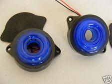 24V Rotating/Running LED Blue Side Marker Lights for DAF MAN Iveco Scania Volvo