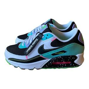 Nike Air Max 90 'Exeter Edition - Aurora Green' DJ5922-001 - Women's Size 7.5