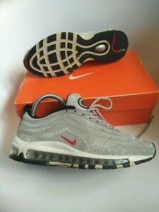Nike air max women's Trainers Size 4.5 grey silver