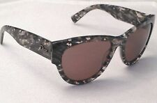 CHRISTIAN DIOR FLANELLE 1 4P370 56 SHINY BLACK/GREY/PEARL GREY/SILVER SUNGLASS