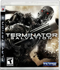 Terminator: Salvation PS3 New Playstation 3