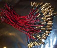 50 pieces 650nm 5mW laser module adj. lens 8 X 13 mm