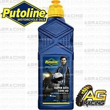 Putoline Super DX4 DX 4 1 Litre Semi Synthetic For Honda 4 Stroke Motorcycle Oil