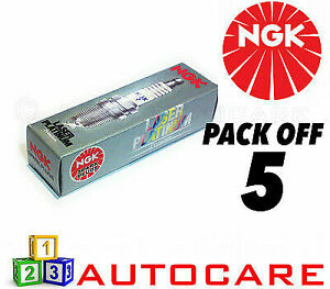 NGK Laser Platinum Spark Plugs Volvo XC70 Cross Country XC90 I #3500 5pk