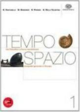 TEMPO SPAZIO VOLUME 1, EINAUDI SCUOLA, CODICE:9788828613619
