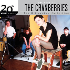 Best Of The Cranberries (CD) • NEW • Greatest Hits, Dolores O'Riordan, Zombie