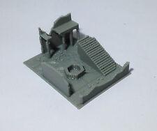 Outland Models Modelleisenbahn Miniatur Historische Burg bleibt Spur Z 1:220