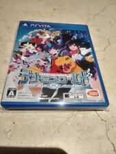 Digimon World Next Order PS Vita Japanese Brand New And Sealed