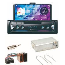 Pioneer SPH-10BT USB Bluetooth Autoradio Einbauset für Renault Clio 1 2 Twingo