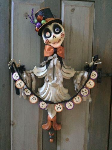Pumpkinseeds Whimsical Folk Art