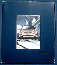 Prospekt brochure 1996 Lexus LS 400 (USA)