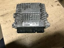 2006 Ford Focus 1.8 TDCI Engine Ecu 4M51-12A650-JK 3ANK 4M5112A650JK