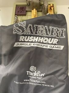 Rush Hour - SAFARI - Spiel von Think Fun, neuwertig! TOP!