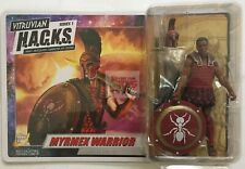 "MYRMEX WARRIOR Boss Fight Studios VITRUVIAN HACKS 4"" Inch FIGURE"