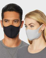 Face Mask Cover 32 DEGREES COOL UNISEX 3 BLACK 1 GREY Adult Size