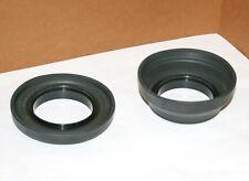 Paraluce richiudibile retrattile in gomma obiettivo Hasselblad B50 B57 Lens hood
