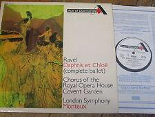 SDD 170 Ravel Daphnis et Chloe / Monteux