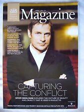 Royal Opera House magazine April 2014 Simon Keenlyside Rigoletto