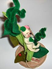 "ANNALEE 3"" SWEET PEA MOUSE COLLECTIBLE FIGURINE"