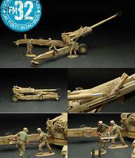 FIGARTI PEWTER IRAQ & AFGHANISTAN WARS IRQ-003 U.S.M.C. M198 155MM HOWITZER MIB