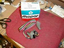 NOS MOPAR 1977-8 IGNITION SWITCH ALL CARS & TRUCKS
