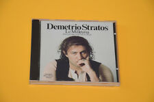 CD (NO LP ) DEMETRIO STRATOS LE MILLEUNA ITALY PROG SIGILLATO CRAMPS SEALED