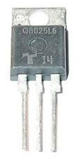 Teccor Q8025L6 Alternistor TRIAC  -  800V  -  25A  –  800 Volt - 25 Amp