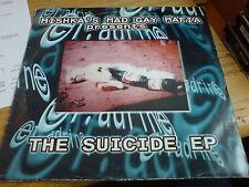 "MISHKA'S MAD GAY MAFIA - THE SUICIDE E.P. - 12"" SINGLE"