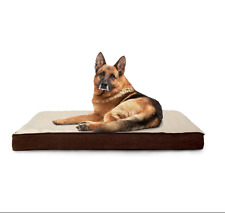 Dog Bed K9 Orthopedic Mattress Water Resistant Pet Crate XL Big Dog Jumbo Bed
