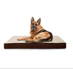 Dog Bed K9 Orthopedic Mattress Water Resistant Pet Crate XL Big Dog Jumbo Bed