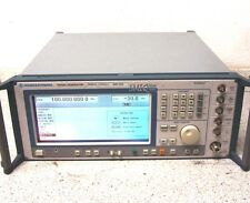 Rohde&Schwarz SMIQ03HD Signal Generator 300kHz - 3,3GHz Opt. B1, B20, B47, B50