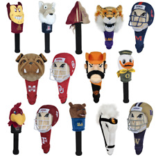 Team Golf NCAA Mascot Head Cover - Choose Your Team