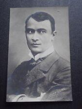 JOSEF KAINZ- AUSTRIAN ACTOR -   UNUSED PHOTO POSTCARD 1907 - 1915