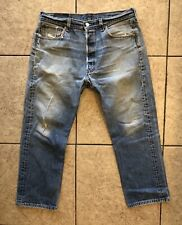Vintage Levi's 501xx Jeans 1980's-90's 36x30 Made In USA