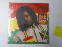 Neville Duncan-Freedom Vinyl LP 1994 ROOTS REGGAE