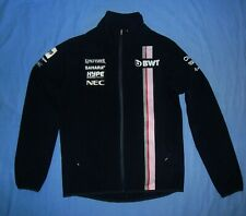 FORCE INDIA F1 (Formula One) / BRANDED London - MENS zip-up Softshell Top. S
